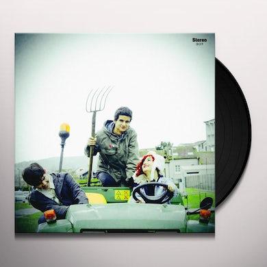 Axolotes Mexicanos INFECTADOS Vinyl Record