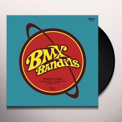 Bmx Bandits BEAUTIFUL FRIEND Vinyl Record