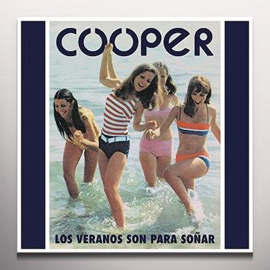 Cooper LOS VERANOS SON PARA SONAR Vinyl Record