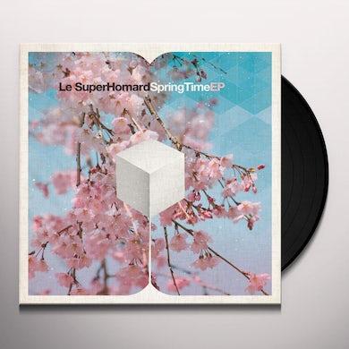 Le Superhomard SPRINGTIME EP Vinyl Record