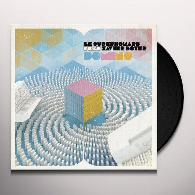 Le Superhomard / Xavier Boyer DOMINO Vinyl Record