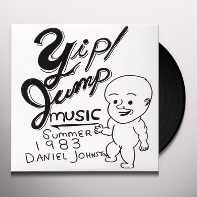 Daniel Johnston YIP JUMP MUSIC Vinyl Record