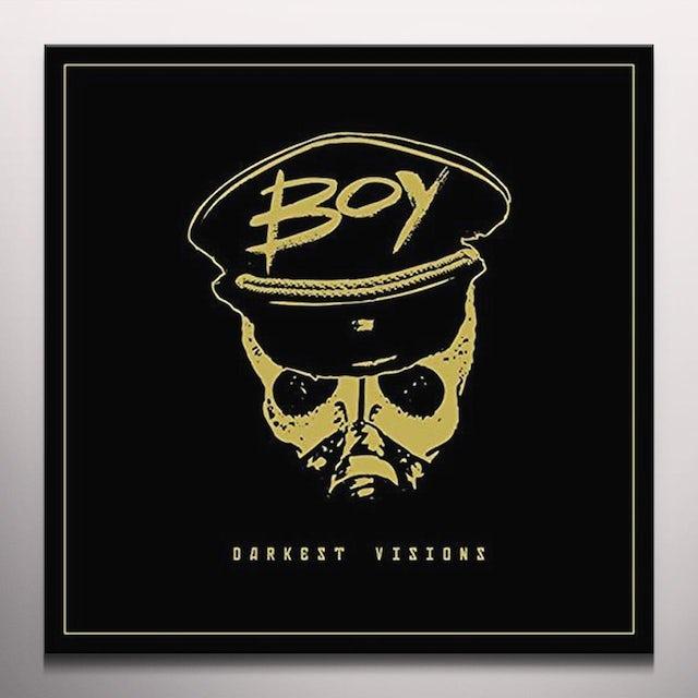 Boy DARKEST VISIONS (LTD GOLD VINYL/GOLD FOIL) Vinyl Record