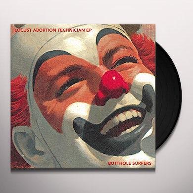 Butthole Surfers LOCUST ABORTION TECHNICIAN EP Vinyl Record
