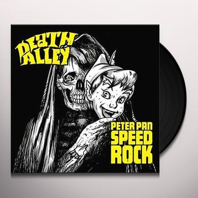 PETER PAN Vinyl Record
