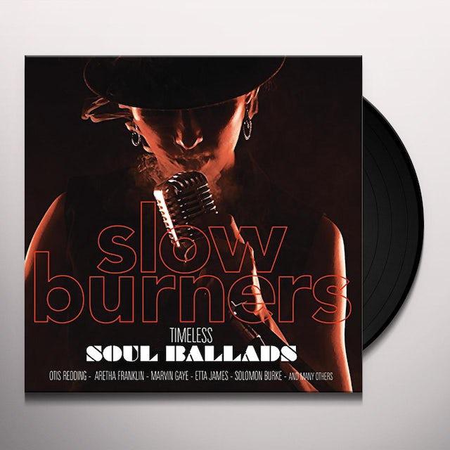 Slow Burners: Timeless Soul Ballads / Various