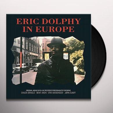 IN EUROPE Vinyl Record