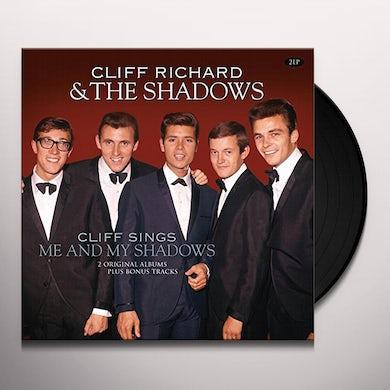 Cliff Richard CLIFF SINGS / ME & MY SHADOWS Vinyl Record