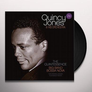 Quincy Jones QUINTESSENCE / BIG BAND BOSSA NOVA Vinyl Record