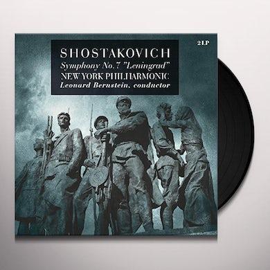 Shostakovich SYMPHONY 7 OP 60 LENINGRAD Vinyl Record