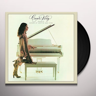 Carole King PEARLS: SONGS OF GOFFIN & KING Vinyl Record