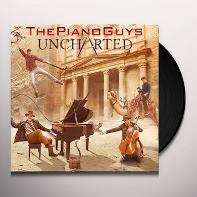The Piano Guys UNCHARTED Vinyl Record