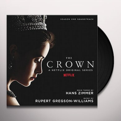 Rupert Gregson-Williams CROWN / O.S.T. Vinyl Record