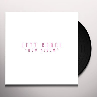 Jett Rebel SUPER POP Vinyl Record