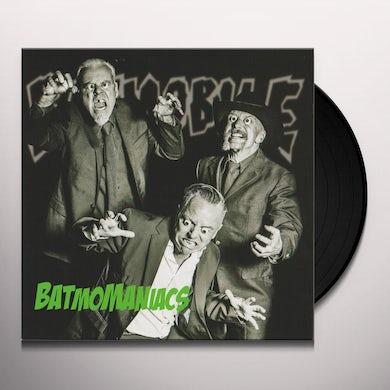 Batmobile BATMOMANIACS Vinyl Record