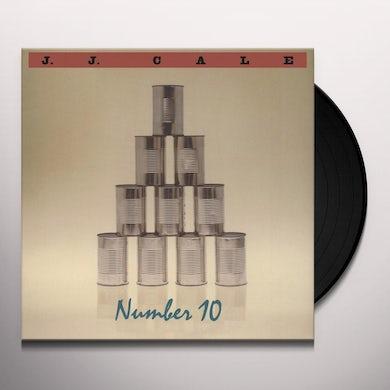 J.J. Cale NUMBER TEN Vinyl Record