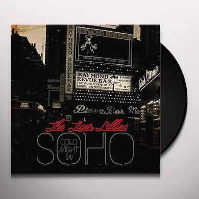 Tiger Lillies COLD NIGHT IN SOHO Vinyl Record