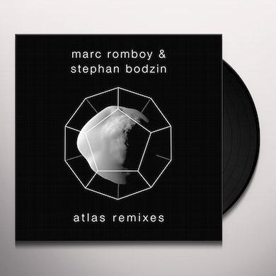 Marc Romboy / Stephan Bodzin ATLAS (REMIXES) Vinyl Record
