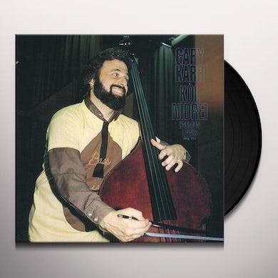 Gary Karr KOL NIDREI Vinyl Record