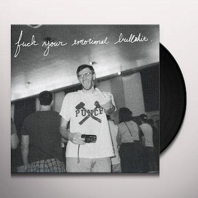 Snowing FUCK YOUR EMO BULLSHIT Vinyl Record