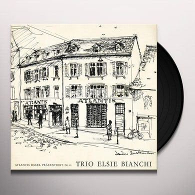 Elsie Bianchi Trio AT SEILER'S ATLANTIS Vinyl Record