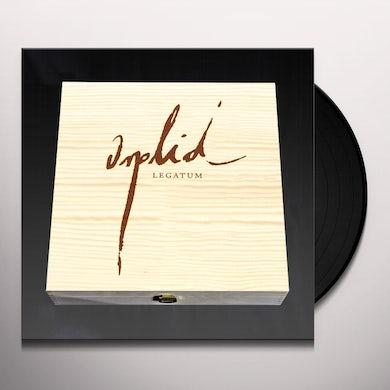 LEGATUM (12 LP WOODEN BOXSET + BOOK) Vinyl Record