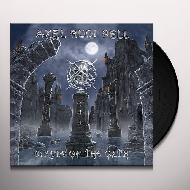 Axelrudi Pell CIRCLE OF THE OATH Vinyl Record