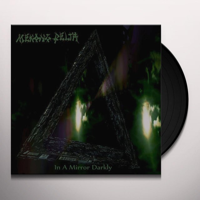 Mekong Delta IN A MIRROR DARKLY Vinyl Record