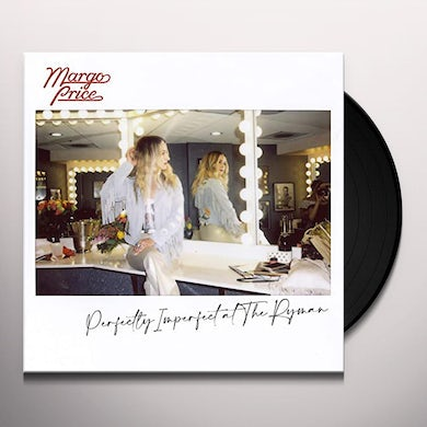 Margo Price Perfectly Imperfect At The Ryman (2 LP) Vinyl Record