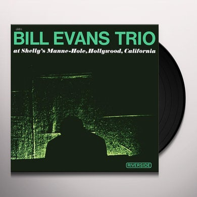Bill Evans Trio AT SHELLY'S MANNE-HOLE Vinyl Record