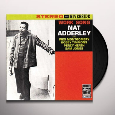 Work Song (LP) Vinyl Record