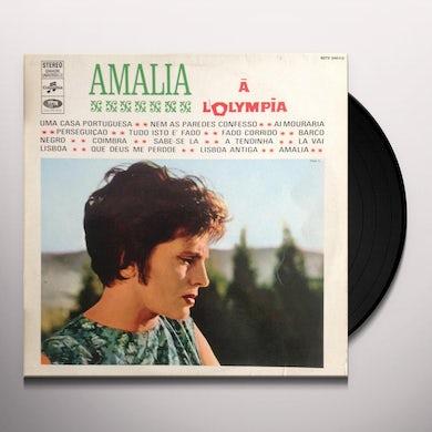 AMALIA A L'OLYMPIA Vinyl Record