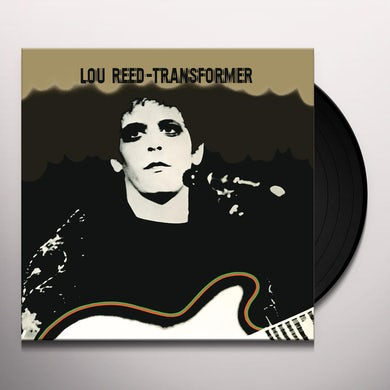 Lou Reed TRANSFORMER Vinyl Record