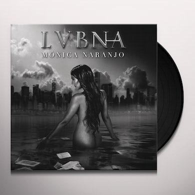 Monica Naranjo LUBNA Vinyl Record