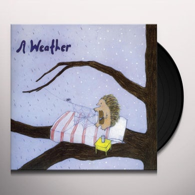 Weather FEATHER TEST Vinyl Record