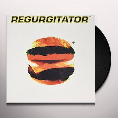 REGURGITATOR/NEW Vinyl Record