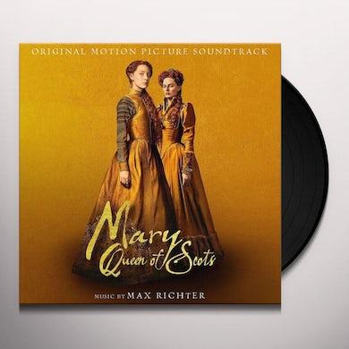 Max Richter Mary Queen of Scots (Original Motion Picture Soundtrack) (2 LP) Vinyl Record