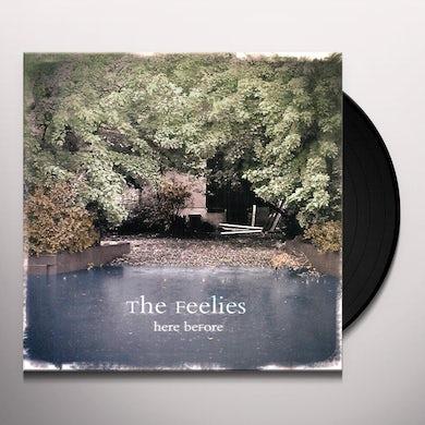 The Feelies HERE BEFORE Vinyl Record