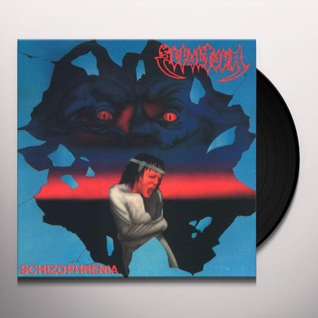 Sepultura SCHIZOPHRENIA Vinyl Record