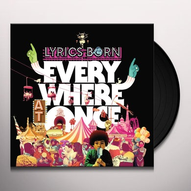EVERYWHERE AT ONCE Vinyl Record
