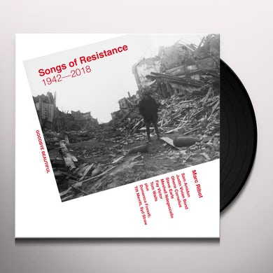 Marc Ribot SONGS OF RESISTANCE 1942-2018 Vinyl Record