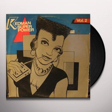 Redman Superpower 2 / Various Vinyl Record