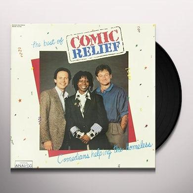 COMIC RELIEF BEST OF VOL.1: WILLIAMS,ROBIN / GOLDBERG,WHOOPI Vinyl Record