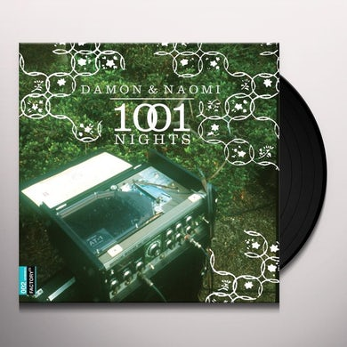Damon & Naomi (W/Dvd)  (Dol) 1001 NIGHTS Vinyl Record