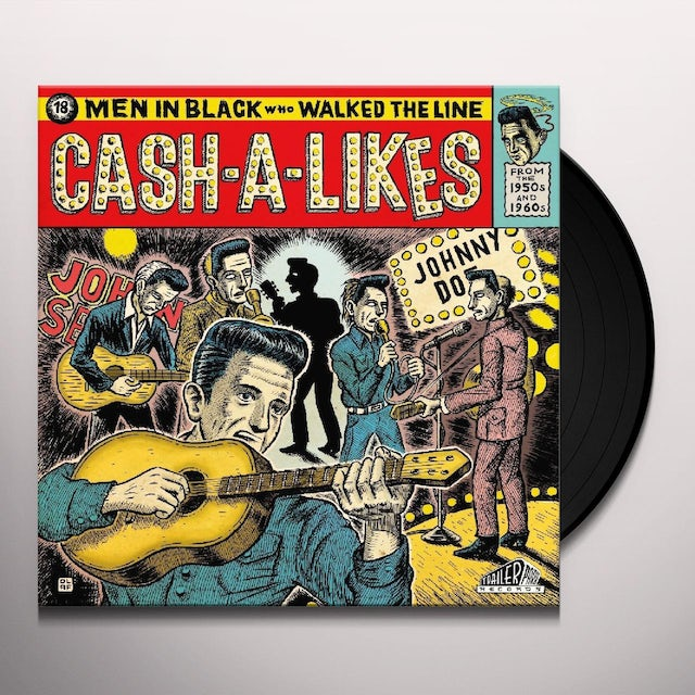 Cash-A-Likes / Various