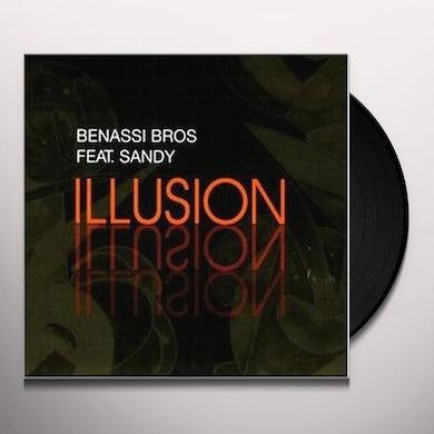 Benny Benassi ILLUSION Vinyl Record