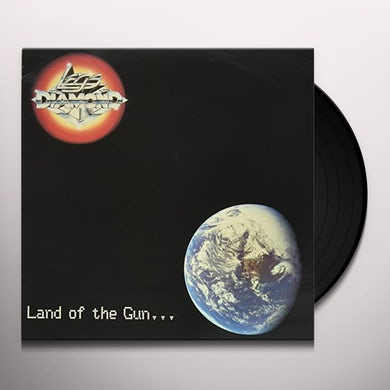 Legs Diamond LAND OF THE GUN Vinyl Record