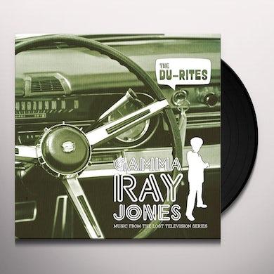 Du-Rites GAMMA RAY JONES Vinyl Record