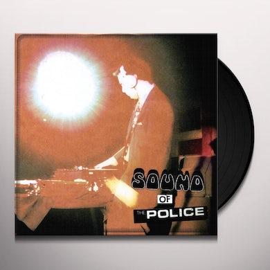 Cut Chemist SOUND OF THE POLICE Vinyl Record