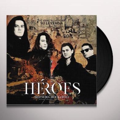 Heroes Del Silencio HEROES: SILENCIO Y ROCK & ROLL Vinyl Record